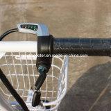 500W de elektro Gehandicapte Autoped van de Mobiliteit van Drie Wielen Autoped met Ce