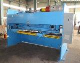 Hydraulische Metall-CNC-Guillotine-Scherausschnitt-Maschine