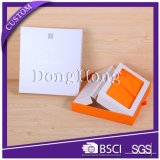 Rectángulo de regalo de papel insertado espuma del USB con el encierro magnético