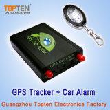 Dispositivo d'avviamento a distanza e fine/porta aperta di sostegno di sistemi di inseguimento di GPS (TK220-KW)