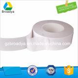 Weißes Freigabe-Papier 0.25mm versah transparentes Acrylschaumgummi-Band mit Seiten (BY3025C)