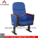 파란 직물 덮개 접힌 학교 경기장 의자 Yj001b