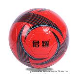 カスタマイズされたロゴPUのサッカーボールのサイズ5