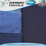Tessuto di maglia tinto filato del piquè dell'azzurro di indaco per la camicia di polo