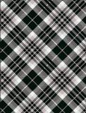 De Stof van de Polyester van de Plaid van de druk voor de Kleding van het Kledingstuk doet Schoenen in zakken