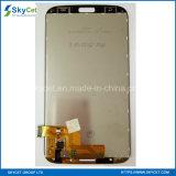 Affichage à cristaux liquides de téléphone mobile d'Assemblée de convertisseur analogique/numérique de l'affichage à cristaux liquides I9200 pour Samsung I9200
