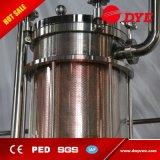 Le rhum de cuivre de whiskey de vodka distillent le distillateur de distillation de matériel de distillation