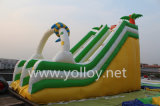 Newest Inflatables Bouncy Diapositives de jouets pour Amusement Park