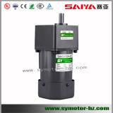 15W-200W AC Motor podem ser combinados vários tipos de caixa de mudanças