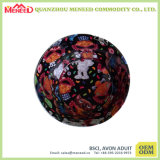 Forme ronde Custom Print Melamine Plate Wholesale