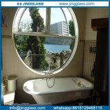 Observación de una manera de Espejo espejo del baño de cristal de vidrio