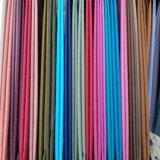 100% de poliéster fiado Tecidos de filamentos para Arábia Thobes estilo árabe