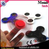 EDC het Uiteinde van het Reductiemiddel van de Pers van de Spinner van de Hand van het Speelgoed van de Gyroscoop van de Vinger