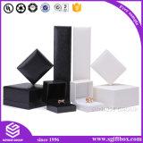 Браслет кольца бумажной коробки ювелирных изделий складной упаковывая