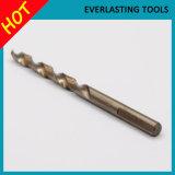 HSS Co Twist Juego de taladros para perforación de metales