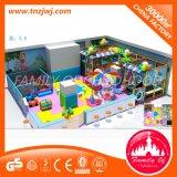 Prezzi impertinenti dell'interno del castello dei bambini di tema della caramella per il parco di divertimenti