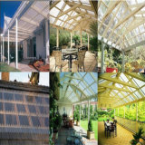 High Impact Strength Polycarbonate Lexan Sheet for Greenhouse Roofing