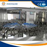 満ちるキャッピング機械を洗う工場供給水