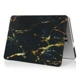 우수한 대리석 패턴 가득 차있는 방어적인 휴대용 퍼스널 컴퓨터 상자 MacBook 직업적인 시리즈를 위한 단단한 쉘 덮개