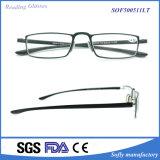 Os óculos de leitura multifocais progressivos idosos