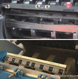 静止した平らなカッターのサドルの中国のプラスチックびんの粉砕機