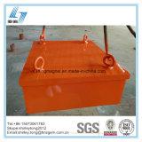鉄のための十字ベルトのタイプ便利な常置磁気分離器