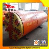 Tubulação dos túneis Railway que levanta a máquina