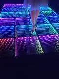 2017 DMX superventas LED Dance Floor para el partido de DJ