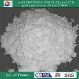 Formiato de sodio en polvo blanco como productos químicos de cuero
