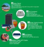 Фабрика Китая сразу и Local устанавливают систему 100W-30000W панели солнечных батарей поддержки