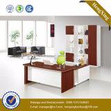 現代Lesuire MDFの木のオフィス用家具(HX-GD011A)