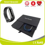 血圧の心拍数の血の酸素の歩数計のスリープモニタのスマートな腕時計
