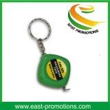 Изготовленный на заказ милая смешная миниая Retractable рулетка Keychain