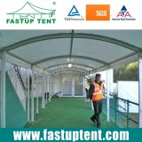 Dongguan Aluminum Profiles Arcum Tent with Overhang for Exhibition
