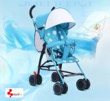 Baby-neue Produkt-Baby-Buggy 3 in 1 Arbeitsweg-Systems-Baby-Spaziergänger