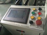 Recogedor automático de papel tela no tejida máquina de corte