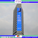 Quadro de avisos do indicador de diodo emissor de luz para o edifício P16 de anúncio superior impermeável
