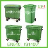 120L 240L 360L 660L Plastic Vuilnisbak (de bak van het Afval)