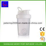 400ml 14oz黄色いカラーPPプラスチックシェーカー蛋白質の適性の水差し