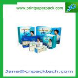 Kundenspezifisches Pappernährung-Medizin-Gesundheits-Produkt-verpackenkasten