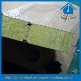 Das leichte Baumaterial machen/die fehlerfreie Isolierung Felsen-Wollen Zwischenlage-Panels feuerfest