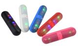 Pille-Lautsprecher der beste Qualitäts2017 bunter LED drahtloser Bluetooth