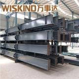 Pre-Fabricated полинянная сталь структуры/здание стальной структуры пакгауза/мастерской