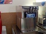 Машина 3 конусов мороженного машины мороженного флейворов мягкая замерли 12L, котор