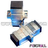 Simplex óptico del adaptador SC/PC SM de la fibra del metal