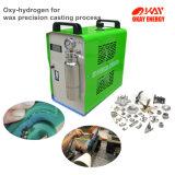 精密な鋳造のプラントOxyhydrogen発電機によって失われるワックスの投資鋳造装置