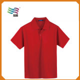 Dry Fit 100% Polyester Fitness Sport Mesh Polo T-Shirt (HYT-S 04)