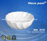Ciotola di ceramica del bacino dei bei articoli sanitari della stanza da bagno (075)