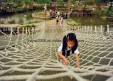 Salle de gymnastique commerciale Polypropylène Rope Children Climbing Net for Adults