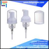 28/410 di pompa cosmetica efficiente bianca della gomma piuma dei pp per la rondella del corpo